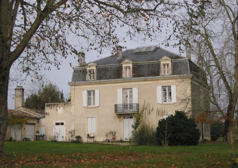 Château Grand Bourdieu